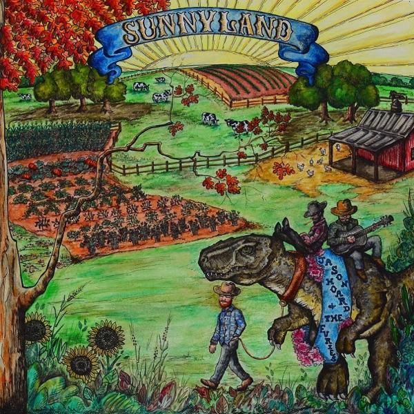 Jason Hoard & the Furies - Sunnyland album wiki, reviews