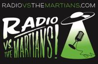 Radio vs. the Martians! podcast