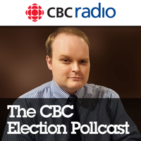 Podcast cover art for The CBC Election Pollcast from CBC Radio