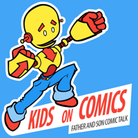 004 | Tiny Titans and Aw Yeah Comics by Art Baltazar and Franco