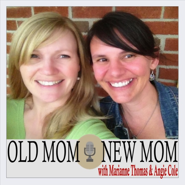 Old Mom New Mom: Two Catholic Moms Talk About Faith, Family, Fun