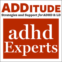 Podcast cover art for ADHD Experts Podcast