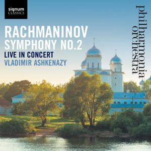 Philharmonia Orchestra & Vladimir Ashkenazy - Rachmaninov: Symphony No. 2