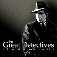 Podcast cover art for OTR Detective – The Great Detectives of Old Time Radio