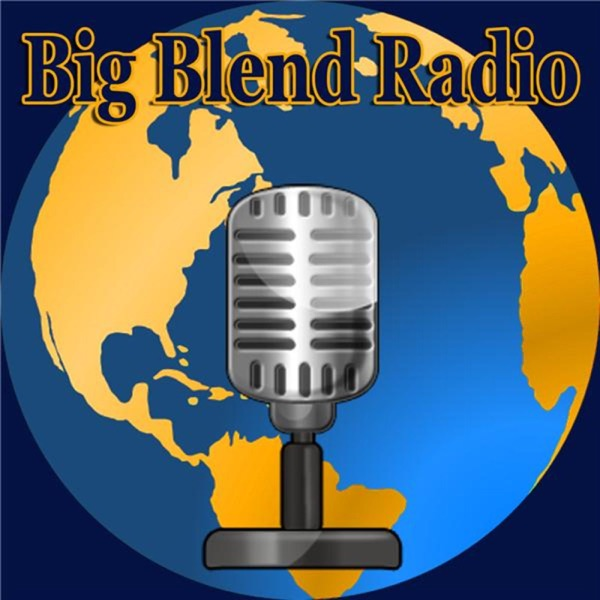 Big Blend Radio: Author Andrea Thome - House of Belonging