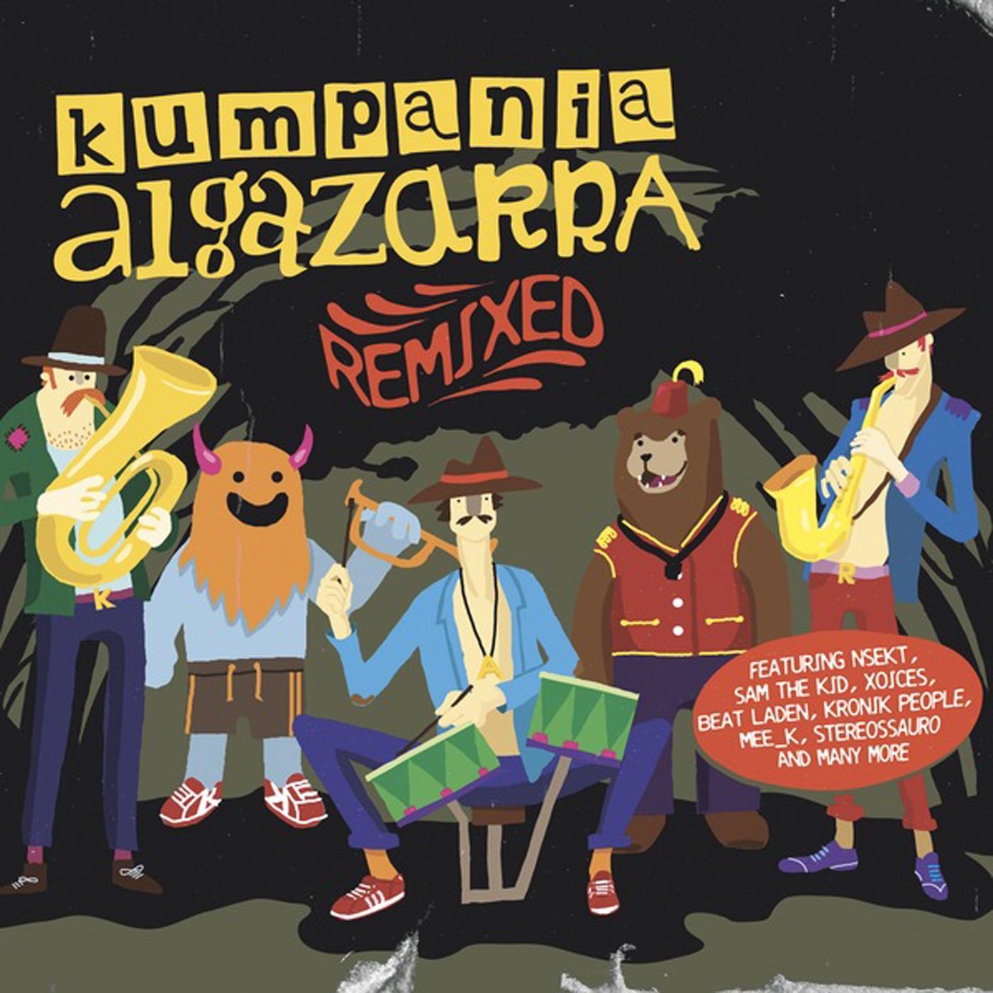 Kumpania Algazarra (Remixed)