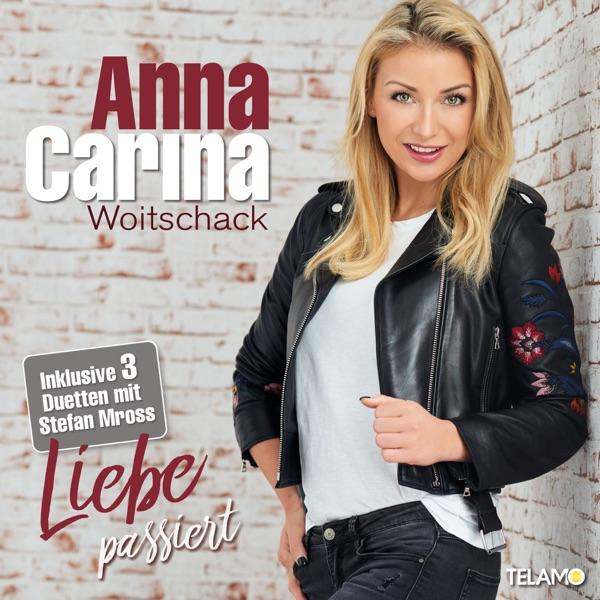 Anna-Carina Woitschack mit Alles oder nichts