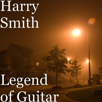 Legend of Guitar - Harry Smith album