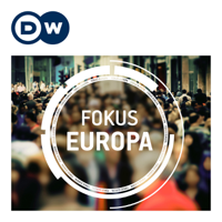 Podcast cover art for Fokus Europa | Video Podcast | Deutsche Welle