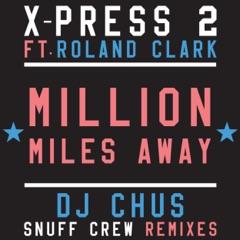 Million Miles Away (feat. Roland Clark) - EP