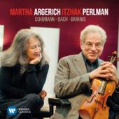 Schumann, Bach & Brahms: Music For Violin & Piano-Itzhak Perlman & Martha Argerich