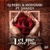DJ Rebel & Mohombi