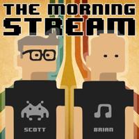 Podcast cover art for The Morning Stream