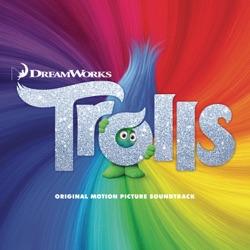 Trolls (Original Motion Picture Soundtrack) - Various Artists Album Cover