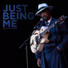 Nick Colionne - Just Being Me  artwork
