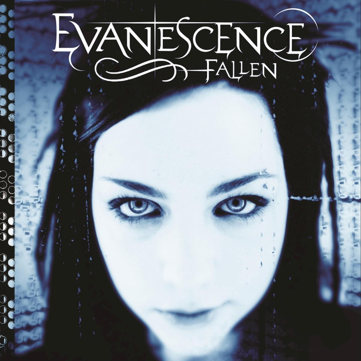 Fallen Evanescence CD cover