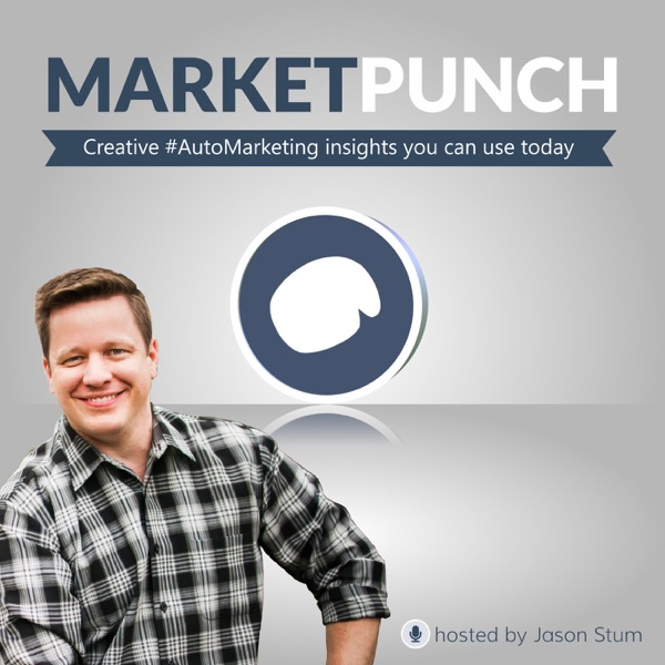 The MarketPunch Podcast   The Podcast for Automotive Digital Marketing