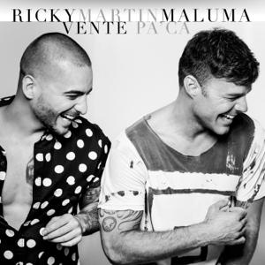 Ricky Martin - Vente Pa' Ca feat. Maluma