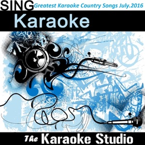 The Karaoke Studio - Homecoming Queen (In the Style of Brandy Clark) [Instrumental Version]