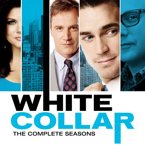White Collar, The Complete Seasons 1-6 poster