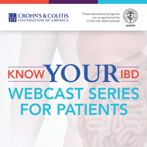 Cover image of Know your IBD Webcast Series for Patients