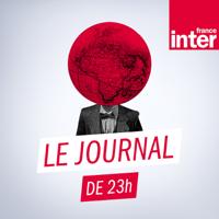 Journal de 23h podcast