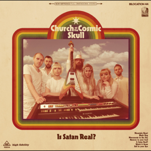 Church of the Cosmic Skull - Is Satan Real?