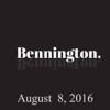 Ron Bennington - Bennington, Sam Morril, August 8, 2016  artwork