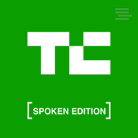 Podcast cover art for TechCrunch Startups – Spoken Edition