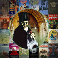 Podcast cover art for Hypnogoria