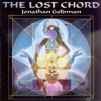 Jonathan Goldman - The Lost Chord artwork