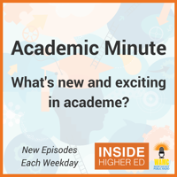 The Academic Minute podcast