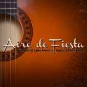 Aire de Fiesta: Traditional Latin American Guitar & Harp Music