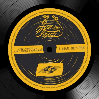 I Man Be Free - EP - Violinbwoy album