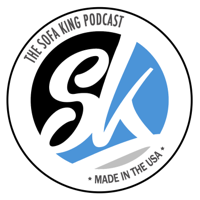 Podcast cover art for Sofa King Podcast