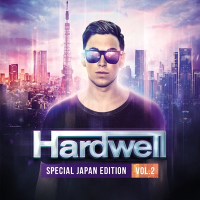 HARDWELL -SPECIAL JAPAN EDITION VOL.2- - Hardwell