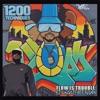 Flow Is Trouble (feat. Ghostface Killah) - Single ジャケット写真