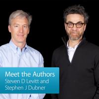 Steven D Levitt and Stephen J Dubner: Meet the Author podcast