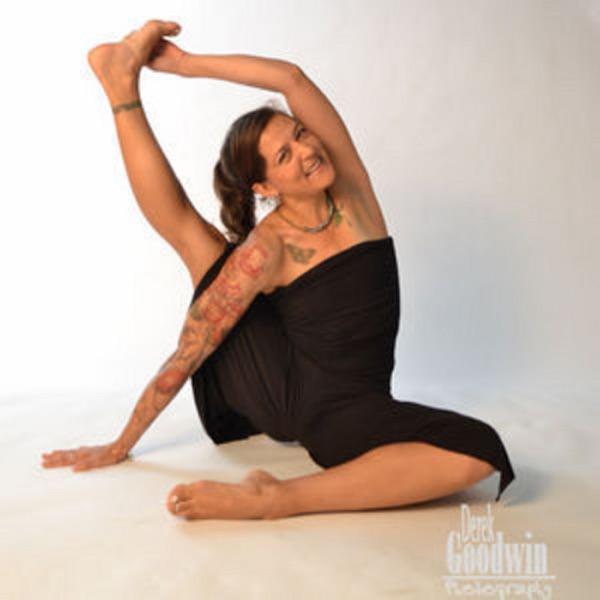 Jivamukti Yoga with Jessica Stickler