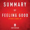 Summary of Feeling Good by David D. Burns  Includes Analysis (Unabridged) - Instaread