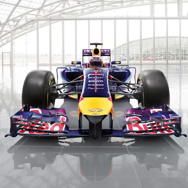 Red Bull Racing Podcast