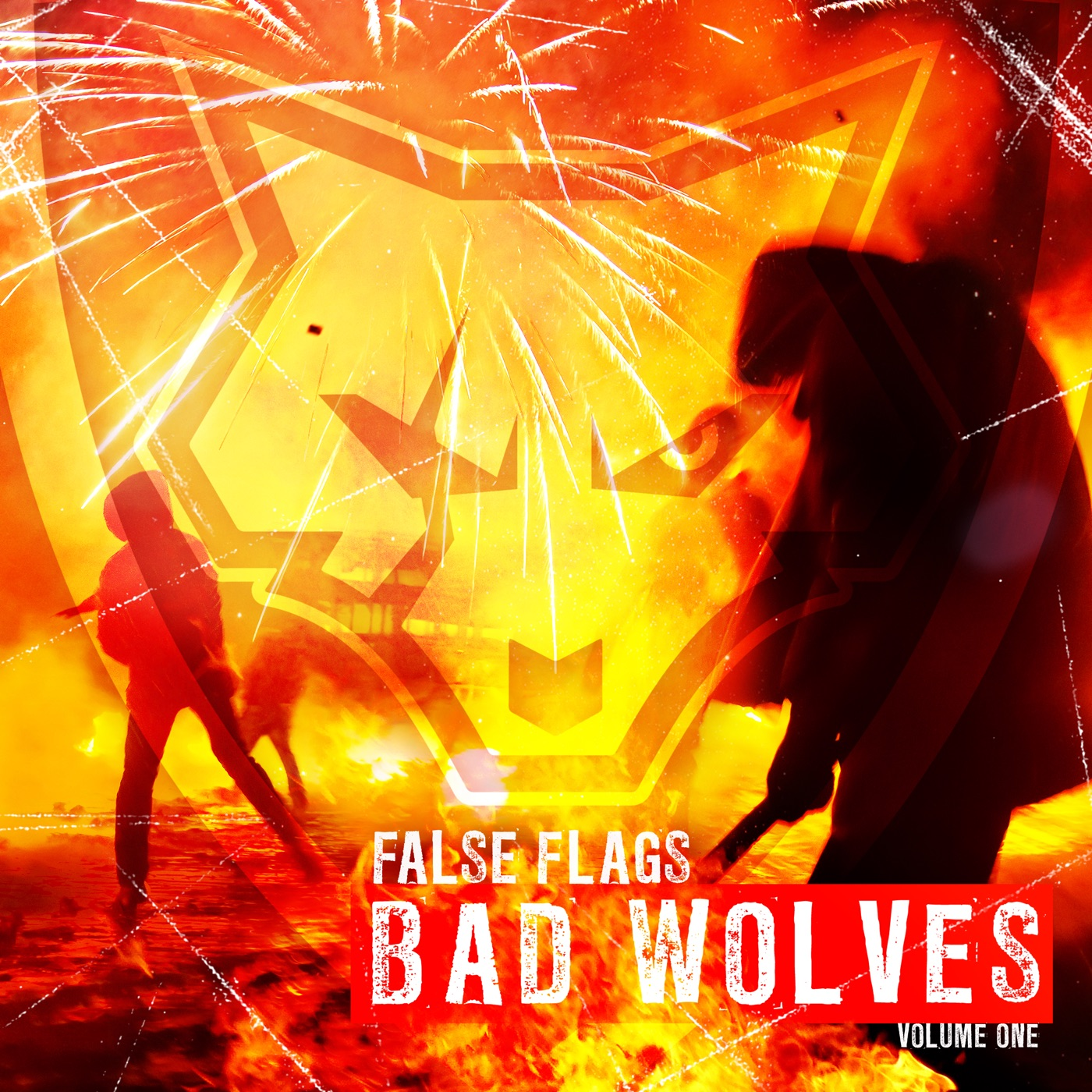 Bad Wolves - False Flags Volume Two [EP] (2018)