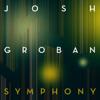 Josh Groban - Symphony artwork
