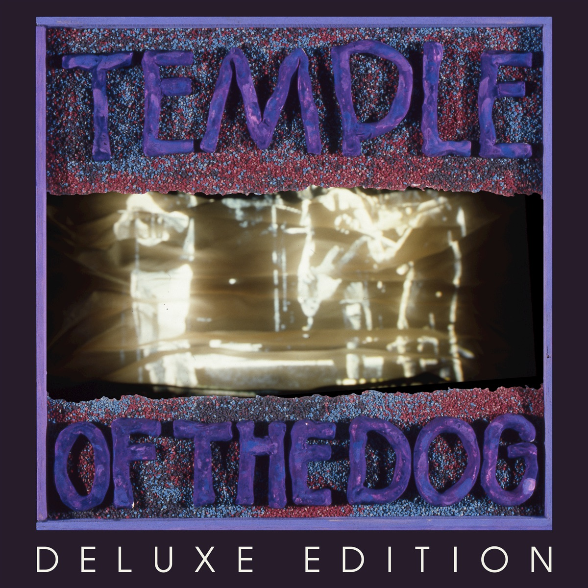 Temple of the Dog Deluxe Edition Temple of the Dog CD cover