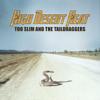 Too Slim & The Taildraggers - High Desert Heat  artwork