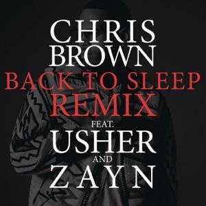 Back to Sleep (Remix) [feat. Usher & ZAYN] - Single Mp3 Download
