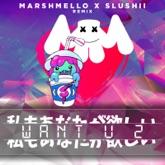 Want U 2 (Marshmello & Slushii Remix) - Single