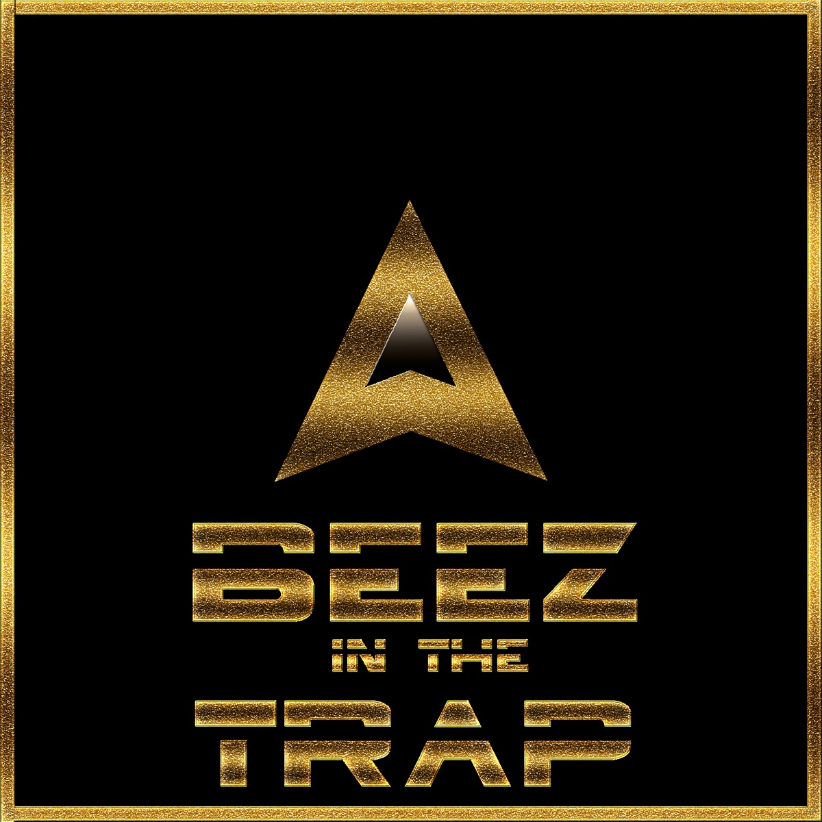 Beez In the Trap Album Cover by Instrumental Trap Beats Gang