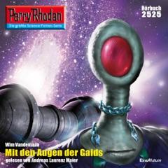 Mit den Augen der Gaids: Perry Rhodan 2525