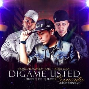Dígame Usted Señorita (feat. Franco El Gorila & Trebol Clan) [Remix Mundial] - Single Mp3 Download